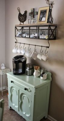 Simple diy rustic home decor ideas 35