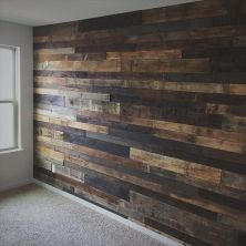 Simple diy rustic home decor ideas 40