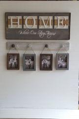 Simple diy rustic home decor ideas 59