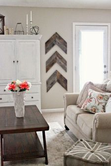 Simple diy rustic home decor ideas 60
