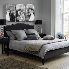 Stylish stylish black and white bedroom ideas (20)