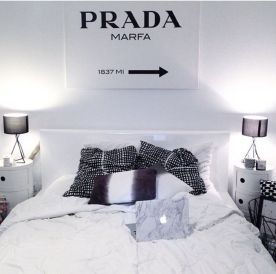 Stylish stylish black and white bedroom ideas (38)