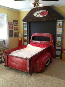 Adorable bedroom decoration ideas for boys 16