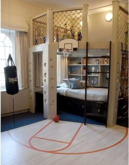 Adorable bedroom decoration ideas for boys 30