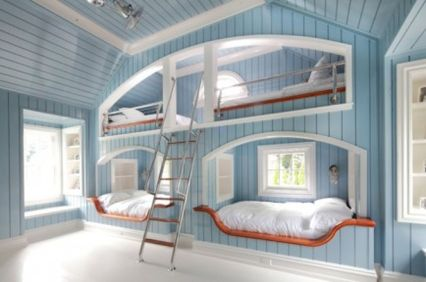 Adorable bedroom decoration ideas for boys 36