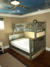 Adorable bedroom decoration ideas for boys 40