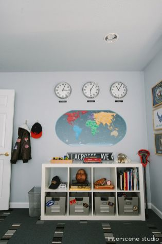 Adorable bedroom decoration ideas for boys 60