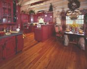 Amazing black and red kitchen decor 33