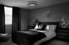 Amazing black and white furniture ideas 20