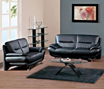 Amazing black and white furniture ideas 44