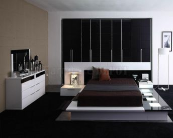 Amazing black and white furniture ideas 48