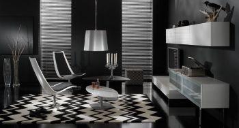 Amazing black and white furniture ideas 51