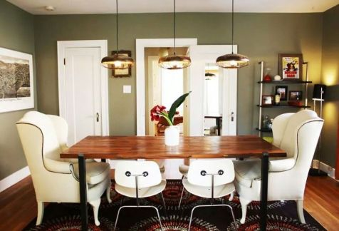 Amazing dining room lights ideas for low ceilings 01