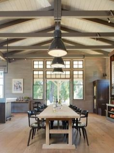 Amazing dining room lights ideas for low ceilings 49