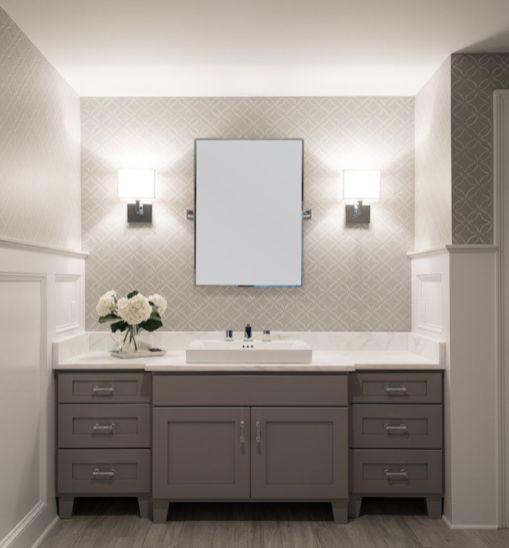Amazing guest bathroom decorating ideas 02