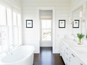 Amazing guest bathroom decorating ideas 03
