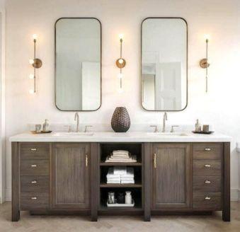 Amazing guest bathroom decorating ideas 10