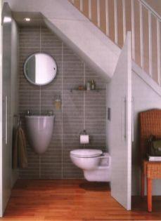 Amazing guest bathroom decorating ideas 18
