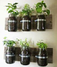 Amazing indoor wall herb garden ideas (8)