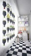 Amazing indoor wall herb garden ideas (9)