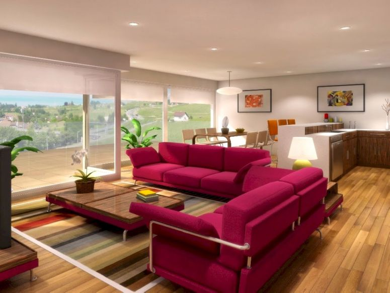 Amazing small living room decor ideas with sectional 50