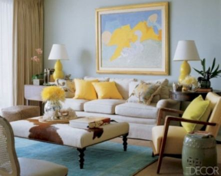Amazing small living room decor ideas with sectional 53