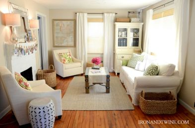 Amazing small living room decor ideas with sectional 57