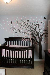 Beautiful bedroom design ideas using grey carpet 017