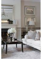 Beautiful bedroom design ideas using grey carpet 043