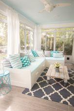 Beautiful bedroom design ideas using grey carpet 051
