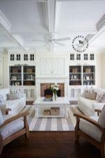 Beautiful bedroom design ideas using grey carpet 052
