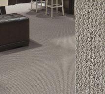 Beautiful bedroom design ideas using grey carpet 068