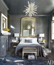 Beautiful bedroom design ideas using grey carpet 083