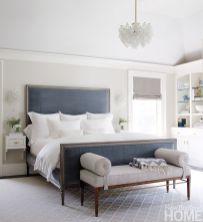 Beautiful bedroom design ideas using grey carpet 098