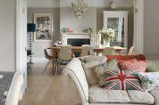 Beautiful grey living room decor ideas 16