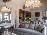 Beautiful grey living room decor ideas 44