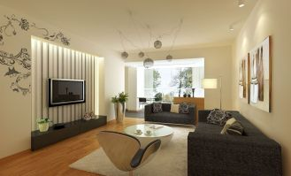 Beautiful grey living room decor ideas 49