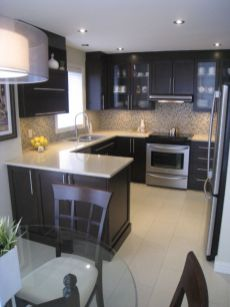 80 Beautiful Kitchen Design Ideas For Mobile Homes Roundecor