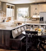 Beautiful kitchen design ideas for mobile homes 02