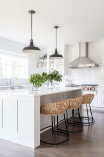 Beautiful kitchen design ideas for mobile homes 29