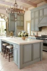 Beautiful kitchen design ideas for mobile homes 43
