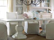 Beautiful shabby chic dining room decor ideas 38