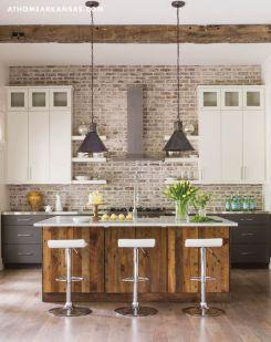 Brick kitchen 12