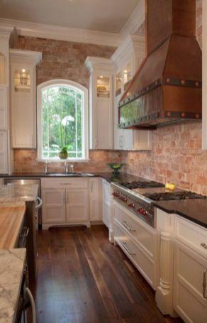 Brick kitchen 39