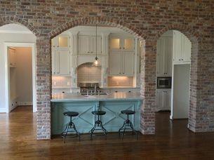 Brick kitchen 48