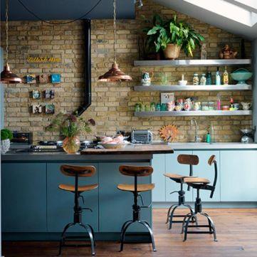 Brick kitchen 53
