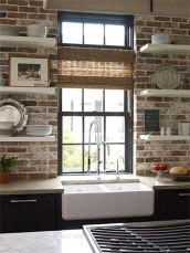 Brick kitchen 78