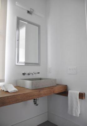 Cool bathroom counter organization ideas 33