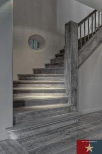 Cool grey kitchen cabinet ideas 55
