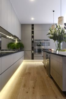 Cool kitchens design ideas with bay windows 20